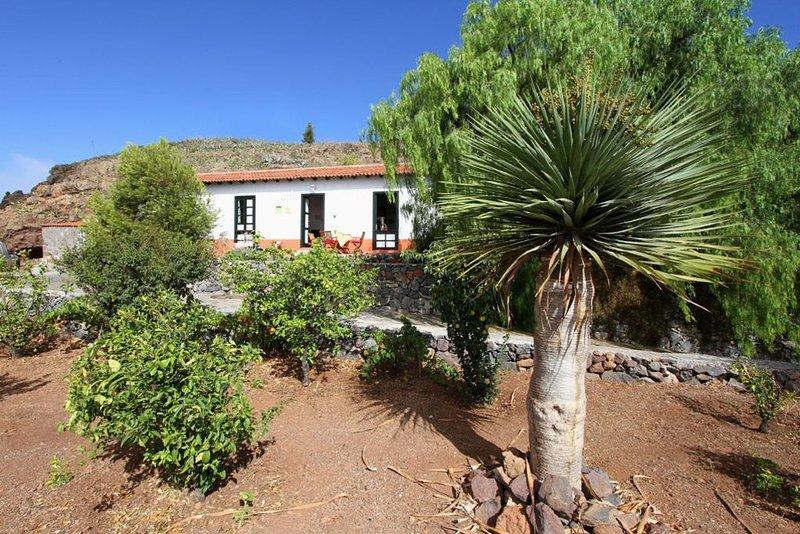 Ferienhaus mit sensationellem Blick über die Südküste, location de vacances à Chipude