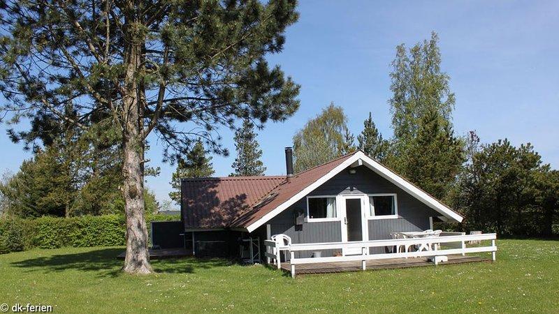 Gemütliches Ferienhaus mit guter Ausstattung auf der schönen Ostseeinsel Alsen, location de vacances à Horuphav