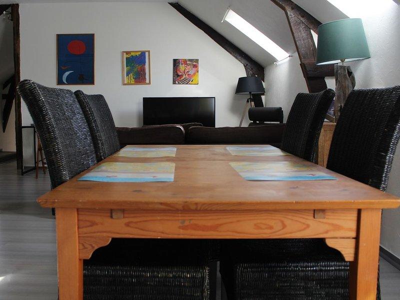 Vieux port et quartier historique Appartement 3*, 2 chambres, 70 m2, holiday rental in La Roche-Bernard
