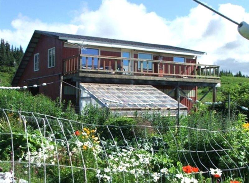 Heavenlyridge - Homer, Alaska, alquiler vacacional en Homer
