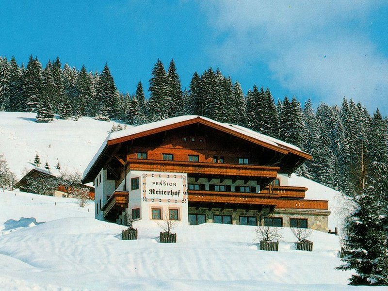 Modern Holiday Home in Maria Alm near Ski Area, location de vacances à Maria Alm