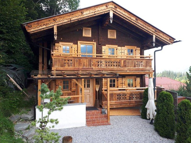 Urihütte im Zillertal, holiday rental in Kaltenbach