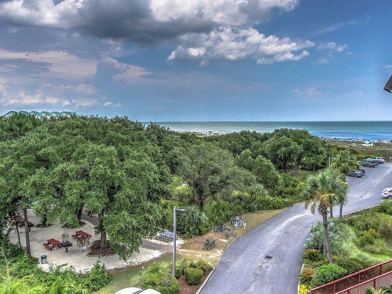 428 HHB&T Oceanview 2 Bedroom Villa!!, vacation rental in Hilton Head