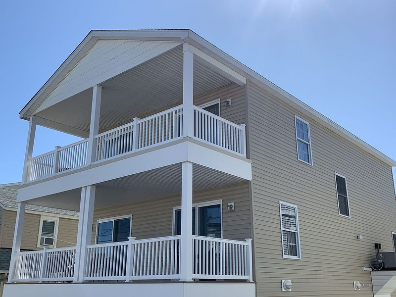 Brand New Construction in 2019 ready for the 2020 rental season., holiday rental in Wildwood