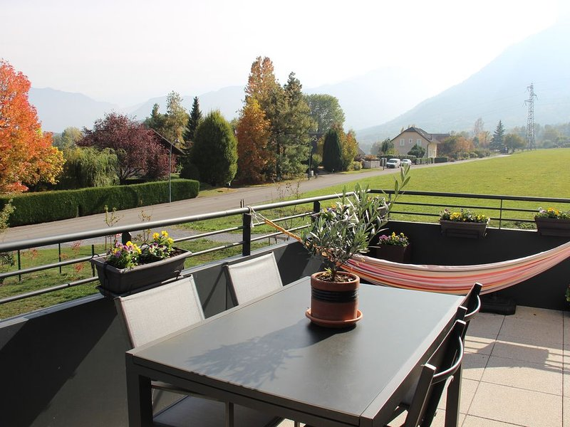 Location Lac d'Annecy, holiday rental in Giez