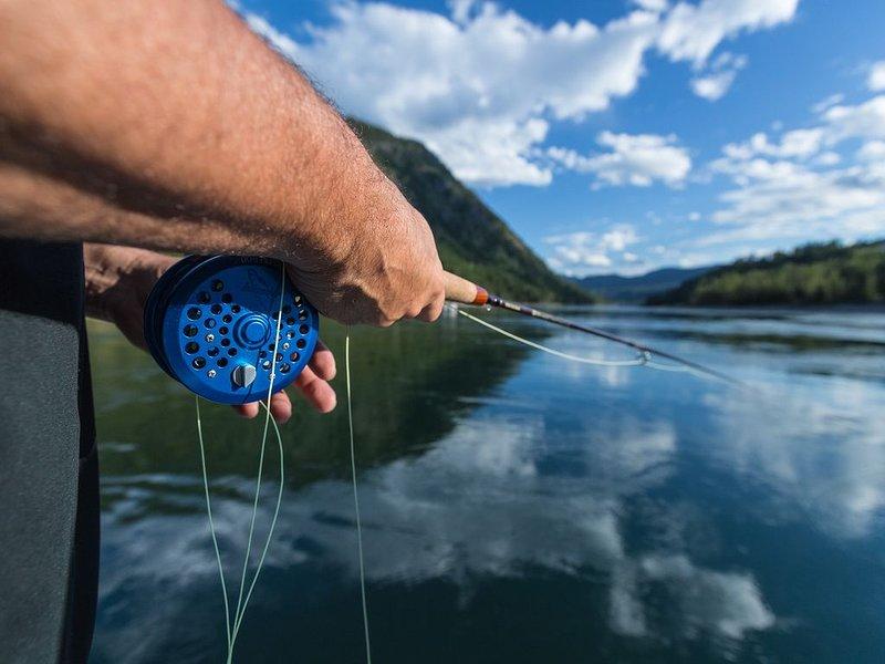 Pesca de clase mundial