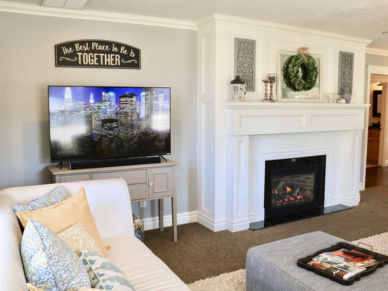 Wasatch Back Flexcation, Heber Historic Colonial!, casa vacanza a Timber Lakes