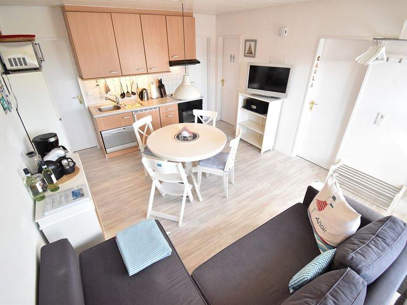 Ferienwohnung/App. für 4 Gäste mit 40m² in Norden - Norddeich (124480), location de vacances à Norddeich