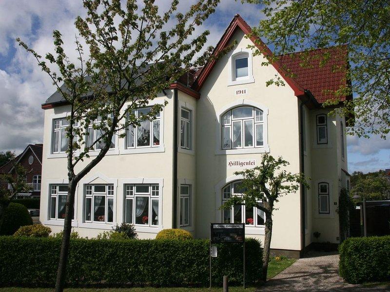 Doppelzimmer für 2 Gäste mit 30m² in Wyk auf Föhr (123960), holiday rental in Pellworm