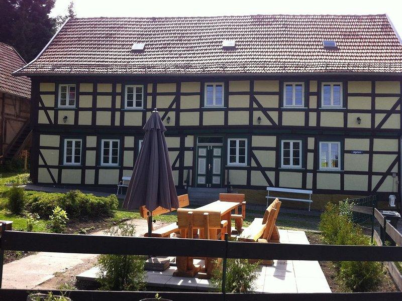 Ferienhaus für 14 Gäste mit 180m² in Tanne (123800), aluguéis de temporada em Tanne