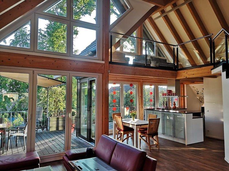 Ferienwohnung/App. für 5 Gäste mit 150m² in Geeste (124381), vacation rental in Herzlake