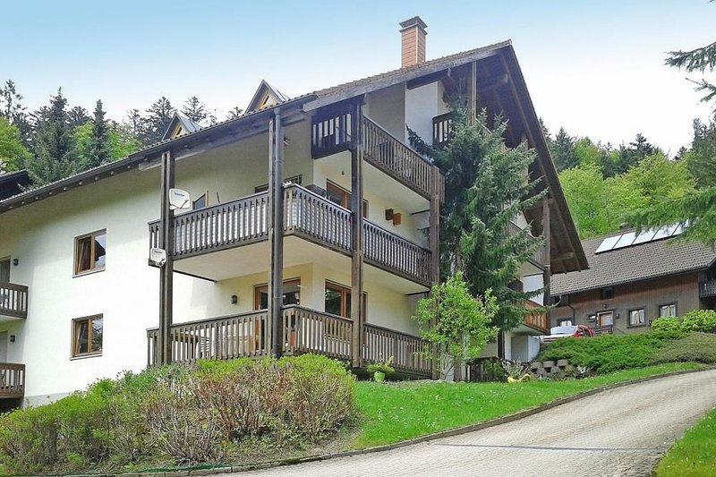 Appartementhaus Mättle, Todtmoos, alquiler vacacional en Todtmoos