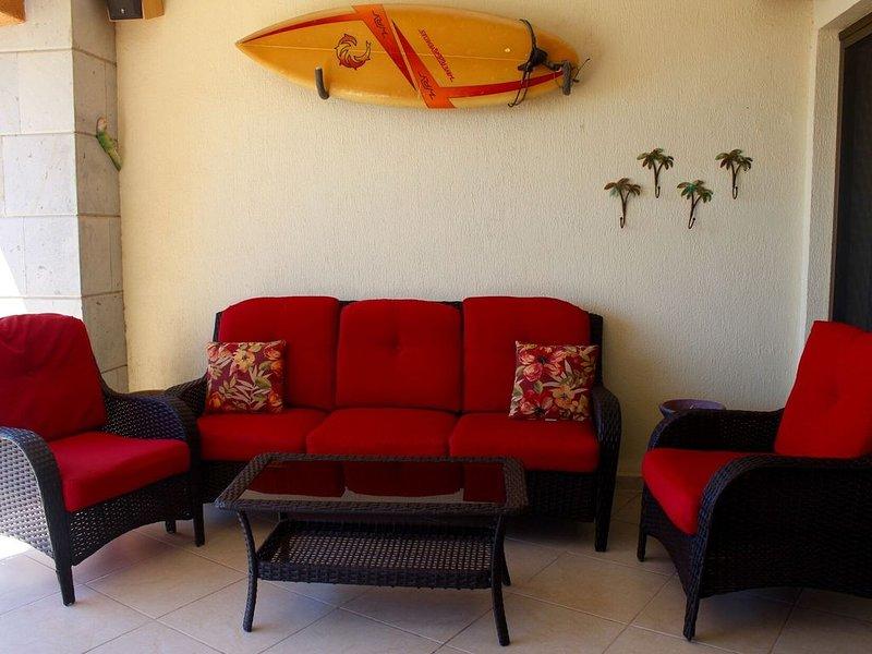 GREAT OCEAN FRONT 2 BD CONDO UPPER FLOOR AT SONORAN SUN, holiday rental in La Choya