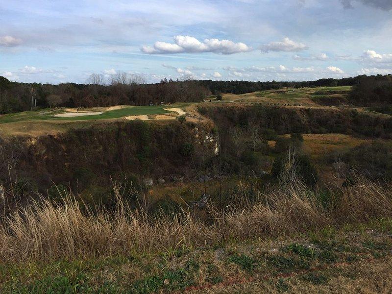 Quarry course