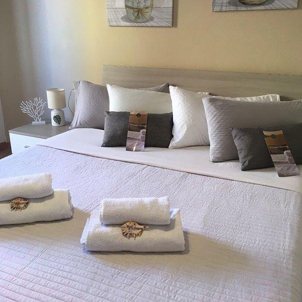 La Marina Apartment with Sunny little terrace ❤️, vacation rental in Berchiddeddu