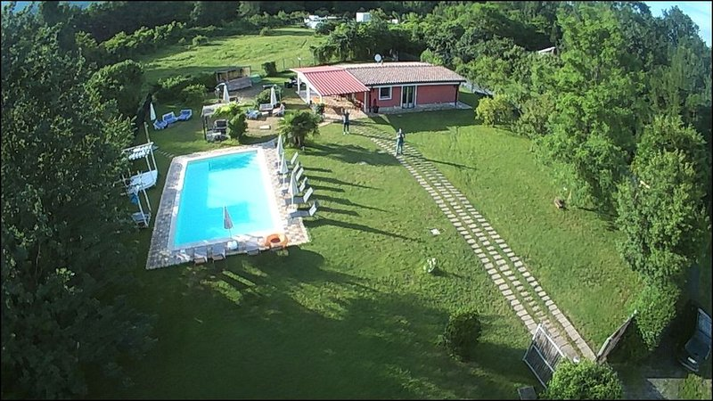 CASAD UN OASI A 20 KM DA TORINO, location de vacances à Fiano
