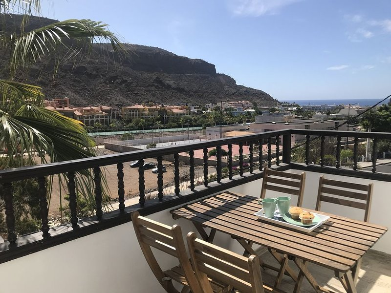 Harry´s Apartment No. 2 Puerto de Mogán, aluguéis de temporada em Las Burillas