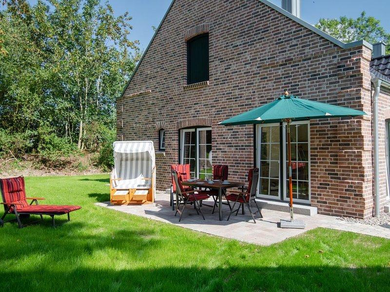 Mia - Exklusives Ferienhaus mit Sauna, Kamin,  4 Pers.NEU – semesterbostad i Puttgarden
