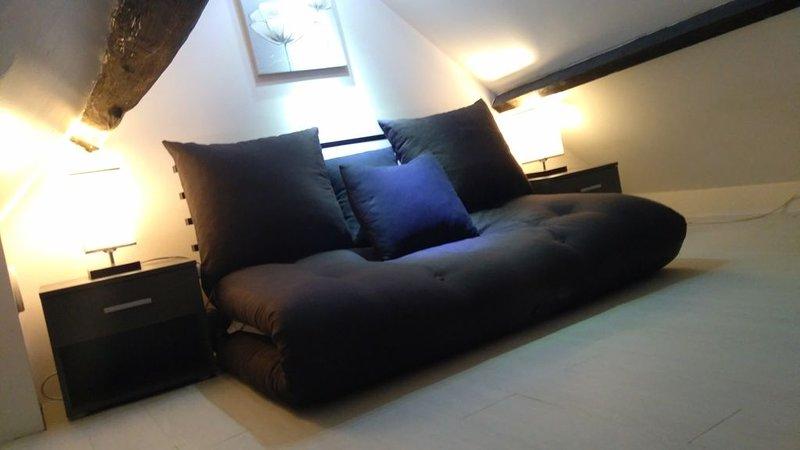 Chez Aurélia : Maisonnette pour 2 personnes, holiday rental in Septeuil