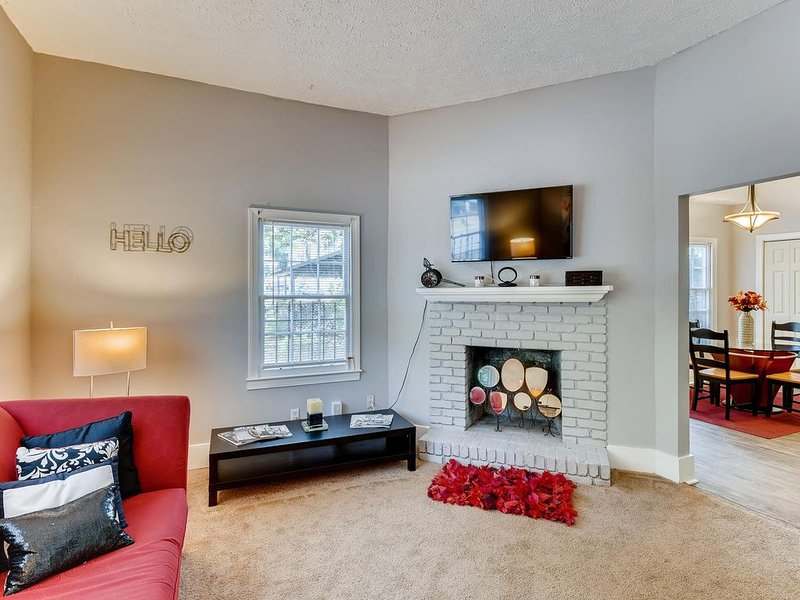 Adorable West End Duplex Close to everything in town. – semesterbostad i Atlanta