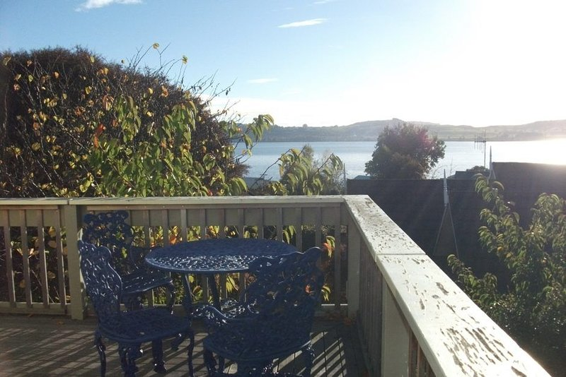 Happy Hawai - Room for two families here and a short walk to the lake., holiday rental in Taupo