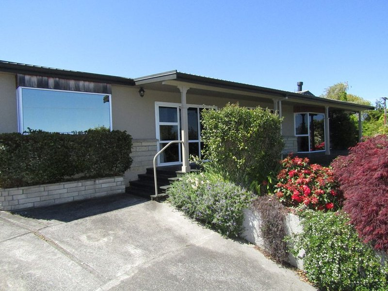 Shepherd House - Large Family Home with a Private geothermal hot pool and WiFi, holiday rental in Taupo