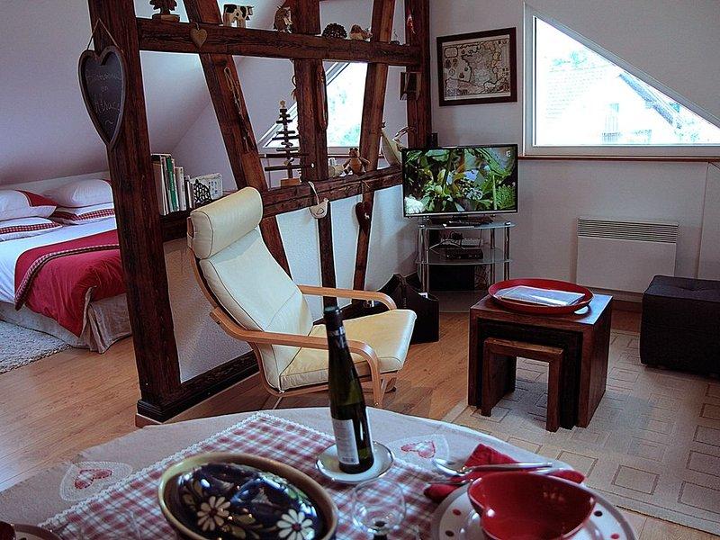 Self-catering cottage - ORSCHWIHR, casa vacanza a Guebwiller
