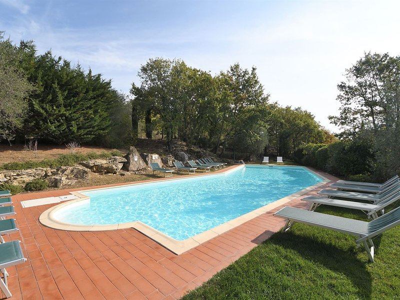 Taglialegna, Montefiorile, Gaiole in Chianti, Siena and Chianti, holiday rental in Gaiole in Chianti