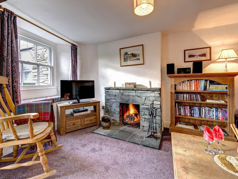 Rose Cottage - Two Bedroom House, Sleeps 4, holiday rental in Little Langdale