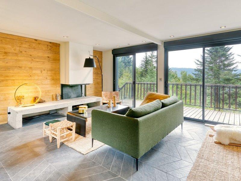 BONASCRE, Ecrin haut de gamme au pied des Pistes, holiday rental in Merens-les-Vals