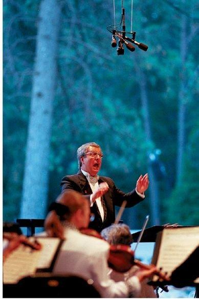 """Los conciertos """"Music in the Mountains"""" se presentan durante todo el verano."""