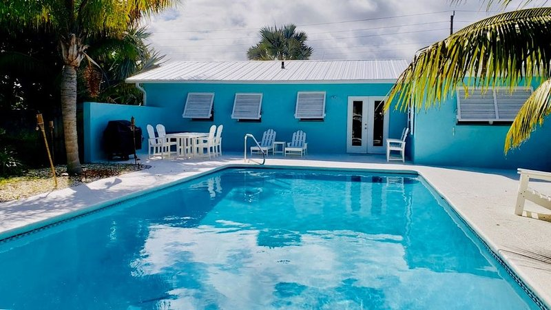 Perfect Family Beach House - 1 Block from Ocean, alquiler vacacional en Cocoa Beach
