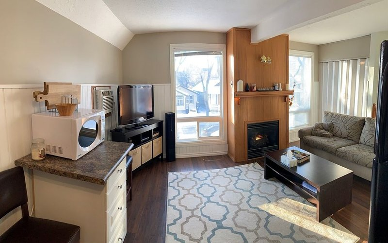 Centrally Located, Clean, Quiet & Fully Renovated, holiday rental in Saskatchewan