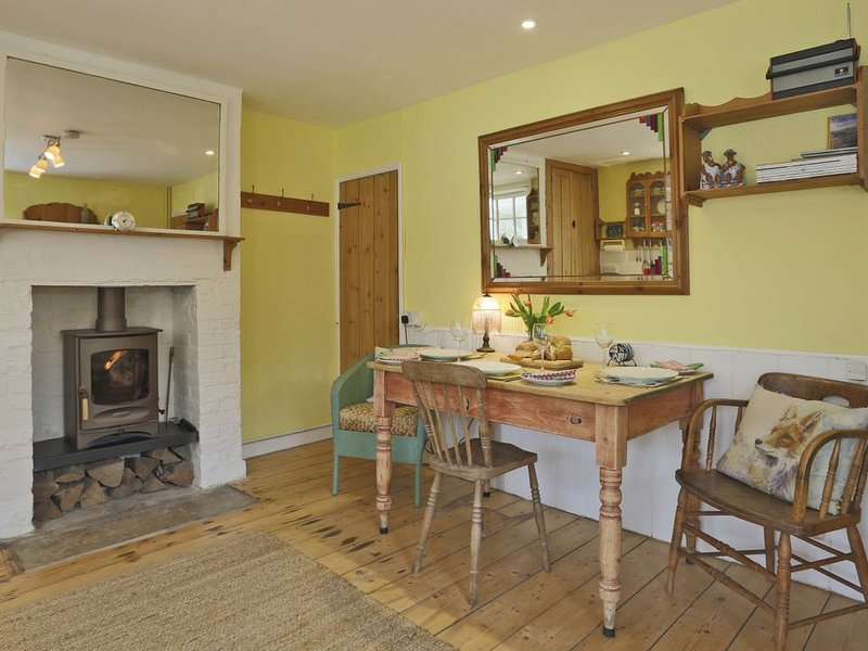 Chapel Cottage - Two Bedroom House, Sleeps 3, holiday rental in Blyford