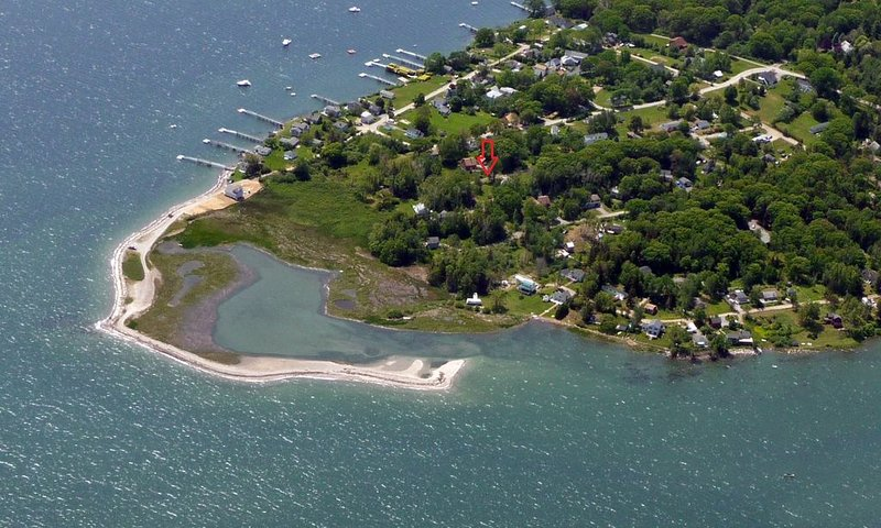 Stover's Cove Beach Coastal Retreat, holiday rental in Orrs Island