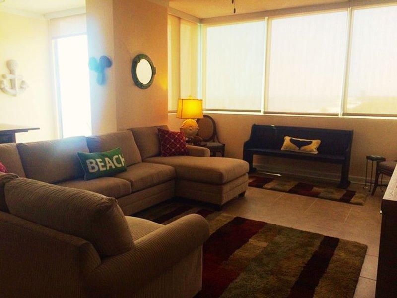 Luxury Gulf Beach One Bedroom Condo! * The Ocean Club – semesterbostad i Biloxi