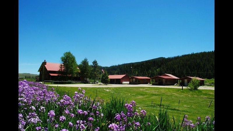 Rent the Entire Guest Ranch!, location de vacances à Bondurant