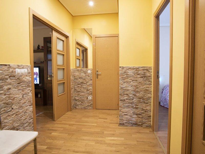 OFERTA ESPECIAL,Lujoso y espacioso apartamento en el centro urbano, alquiler de vacaciones en Logroño