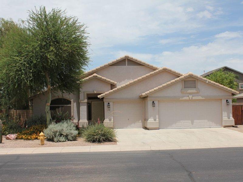 Gorgeous Vacation Home in Maricopa Arizona, holiday rental in Maricopa