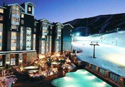 Luxury Ski in/Ski Out * Marriott Park City, location de vacances à Park City