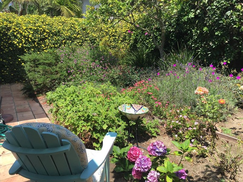 Private Wing W/ Pool, Close to the Ocean, Private, Serene, Surrounded By Garden, vacation rental in Santa Barbara