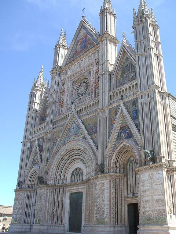 The Duomo of Orvieto