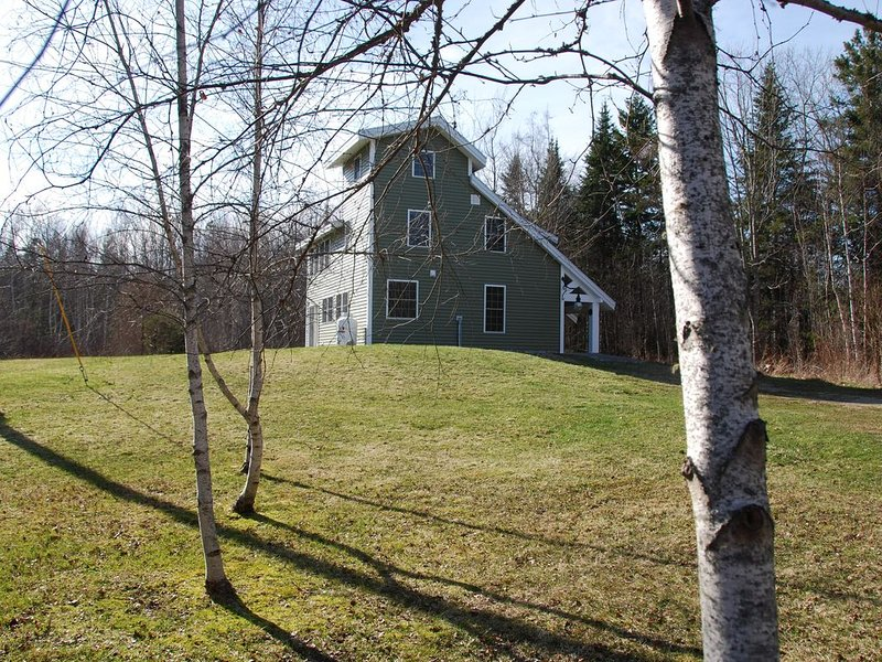 'Your Maine Retreat' is a unique, one of a kind experience., holiday rental in Searsport