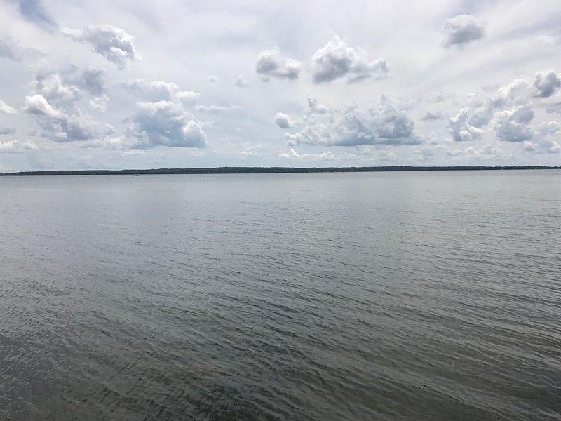 Classic Lake Cabin on Lake Miltona!, holiday rental in Brandon
