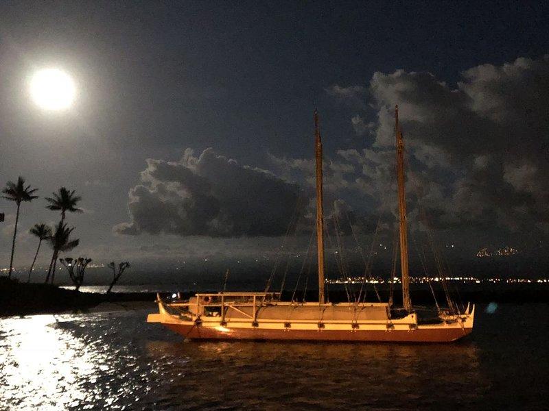 Aurora Sands - Spectacular Oceanfront 2 BR/2 BA Condo, Ferienwohnung in Wailuku