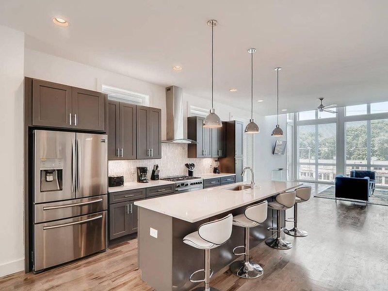 6- New Home In Trendy Melrose District, aluguéis de temporada em Oak Hill