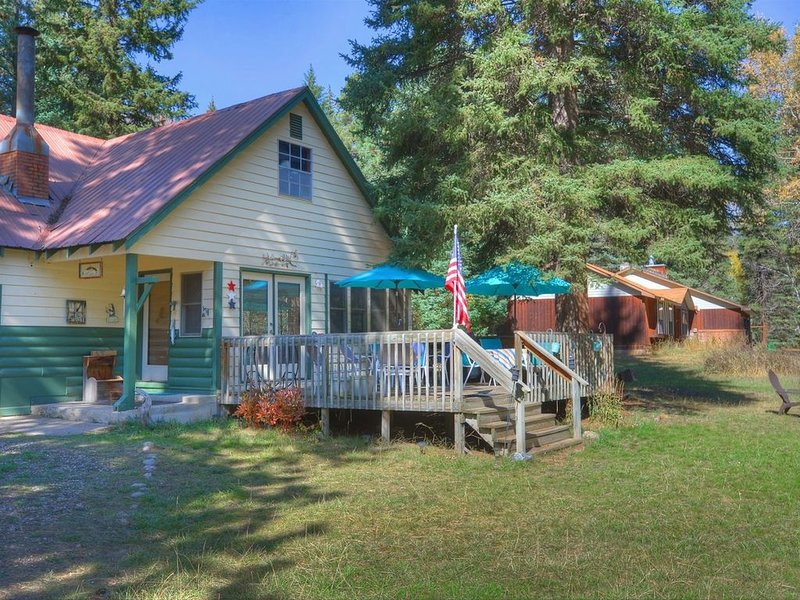 The Family Cabin at Vallecito Lake, holiday rental in Bayfield