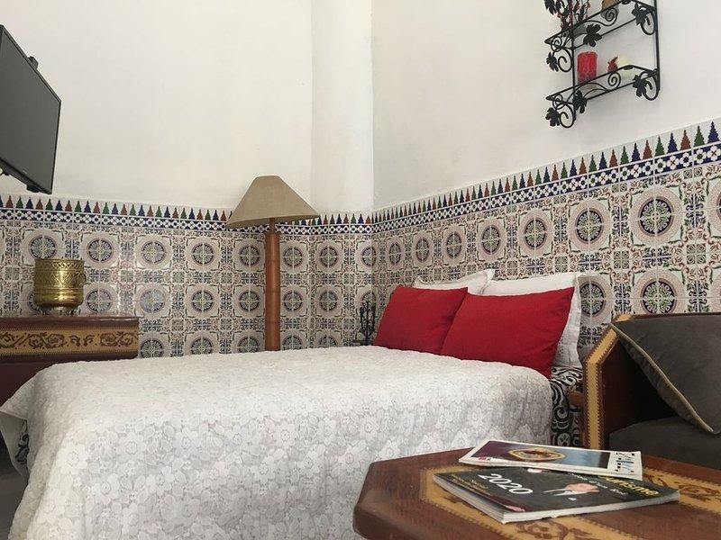 location Maison Dar arij, holiday rental in Tangier