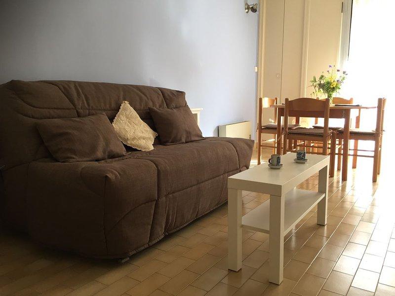 Les Lavandières - Nouveau! T1 entièrement rénové, holiday rental in Fuilla