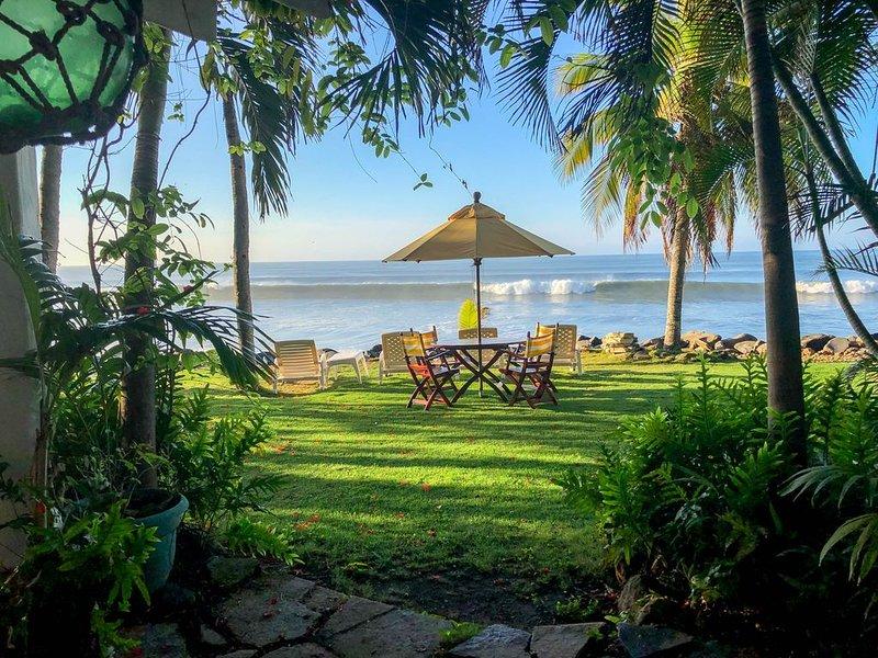 Award Winning Tropical Beach Front House - Panama, vacation rental in Panama Province